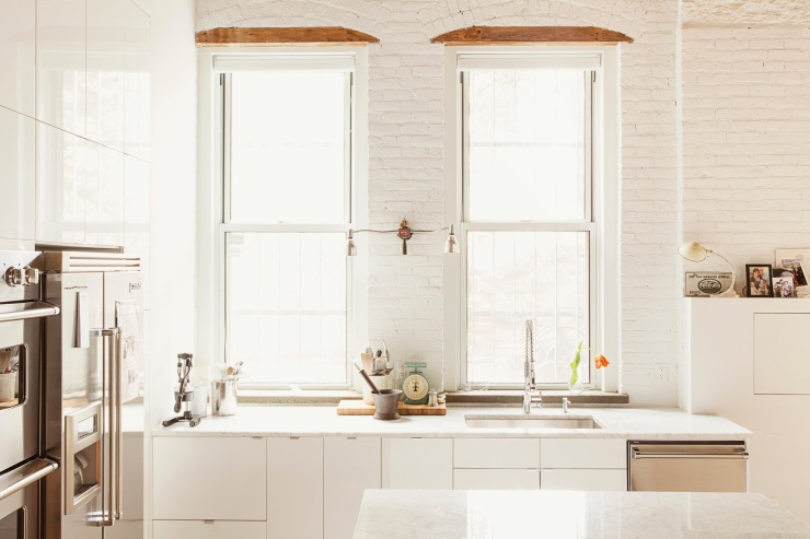 Williamsburg kitchen